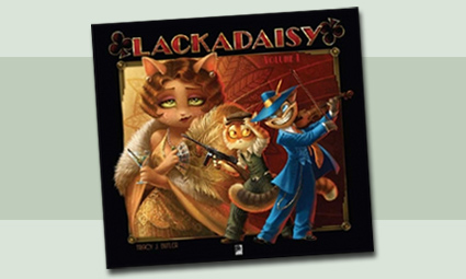 Lackadaisy Volume 1 Book