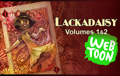 Lackadaisy on Webtoon